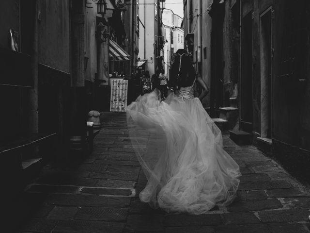 Il matrimonio di Michele e Emanuela a Sarzana, La Spezia 48
