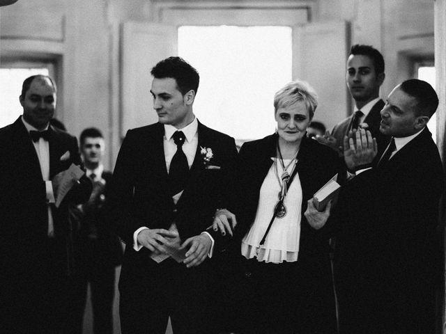 Il matrimonio di Mattia e Nadia a Bordolano, Cremona 31