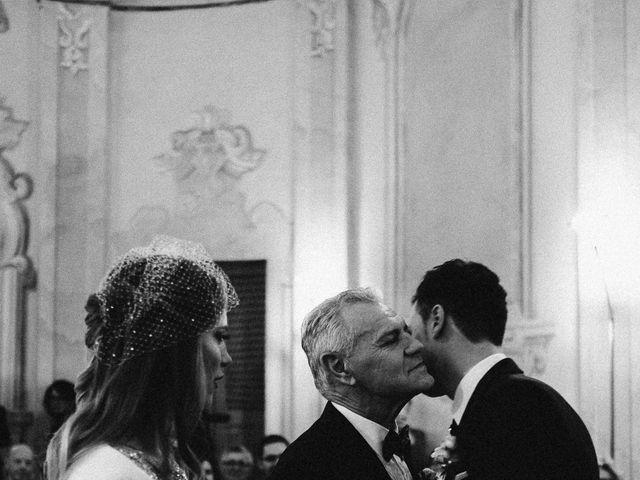 Il matrimonio di Mattia e Nadia a Bordolano, Cremona 35