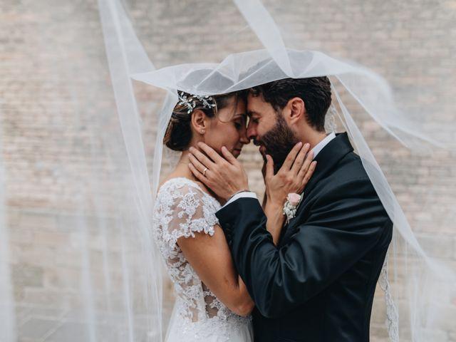 Il matrimonio di Maicol e Federica a Montesilvano, Pescara 1