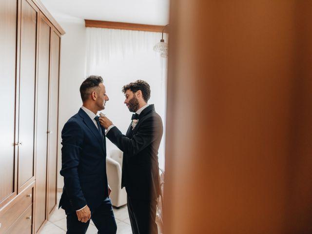 Il matrimonio di Maicol e Federica a Montesilvano, Pescara 26