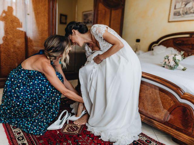 Il matrimonio di Maicol e Federica a Montesilvano, Pescara 42
