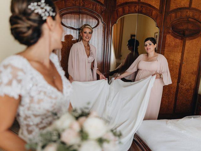 Il matrimonio di Maicol e Federica a Montesilvano, Pescara 49