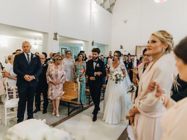 Il matrimonio di Maicol e Federica a Montesilvano, Pescara 52