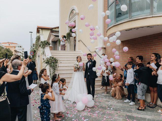 Il matrimonio di Maicol e Federica a Montesilvano, Pescara 56
