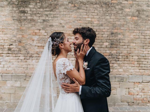 Il matrimonio di Maicol e Federica a Montesilvano, Pescara 57