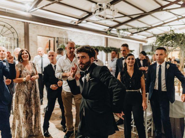 Il matrimonio di Maicol e Federica a Montesilvano, Pescara 71