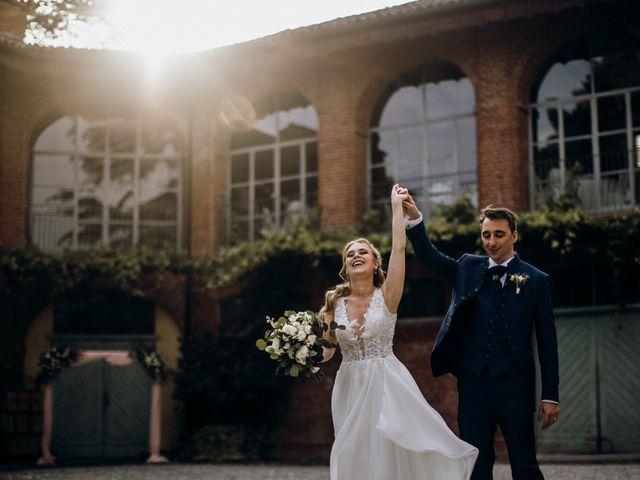 Il matrimonio di Attilio e Alessandra a Asti, Asti 84