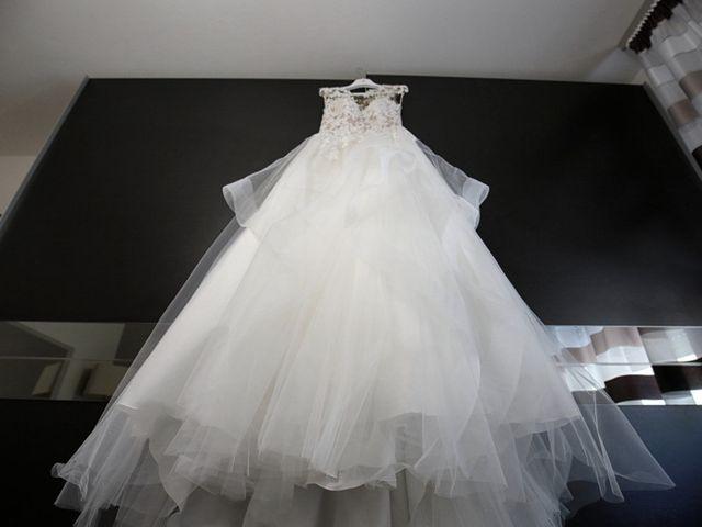 Il matrimonio di Valentina e Fabio a Poppi, Arezzo 7