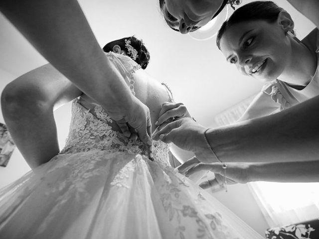 Il matrimonio di Valentina e Fabio a Poppi, Arezzo 9