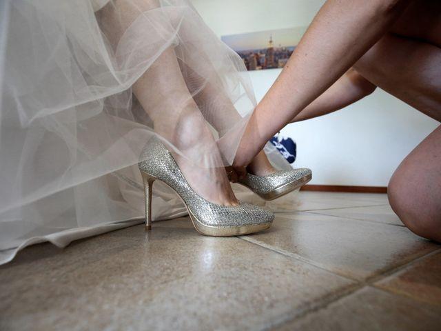 Il matrimonio di Valentina e Fabio a Poppi, Arezzo 12