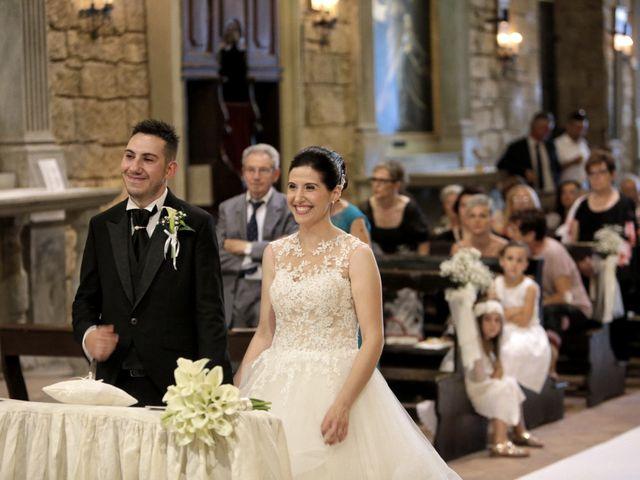 Il matrimonio di Valentina e Fabio a Poppi, Arezzo 29