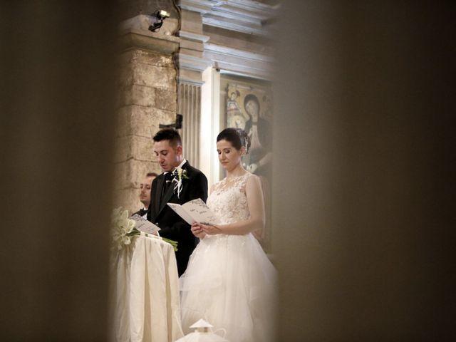 Il matrimonio di Valentina e Fabio a Poppi, Arezzo 31