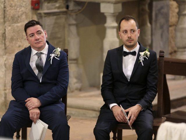Il matrimonio di Valentina e Fabio a Poppi, Arezzo 32