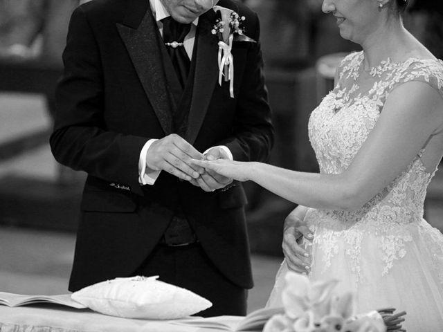 Il matrimonio di Valentina e Fabio a Poppi, Arezzo 35