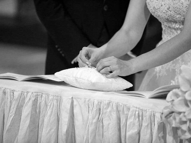 Il matrimonio di Valentina e Fabio a Poppi, Arezzo 36