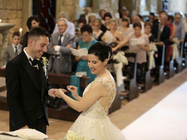 Il matrimonio di Valentina e Fabio a Poppi, Arezzo 37