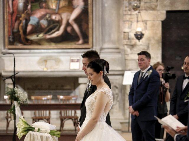 Il matrimonio di Valentina e Fabio a Poppi, Arezzo 38