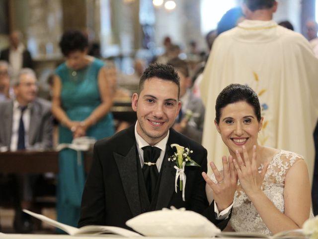 Il matrimonio di Valentina e Fabio a Poppi, Arezzo 39