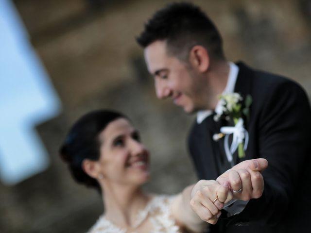Il matrimonio di Valentina e Fabio a Poppi, Arezzo 45