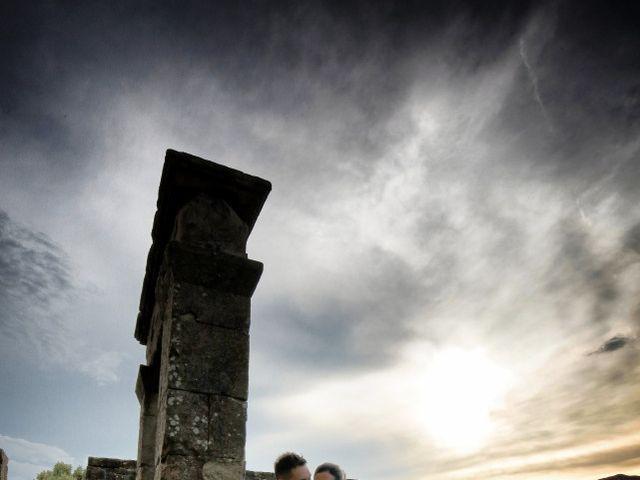 Il matrimonio di Valentina e Fabio a Poppi, Arezzo 46