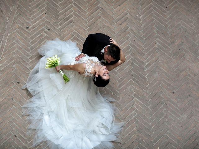 Il matrimonio di Valentina e Fabio a Poppi, Arezzo 2