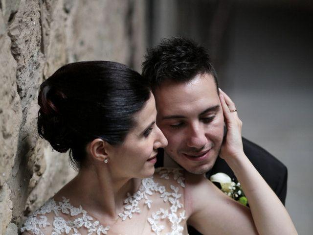 Il matrimonio di Valentina e Fabio a Poppi, Arezzo 51