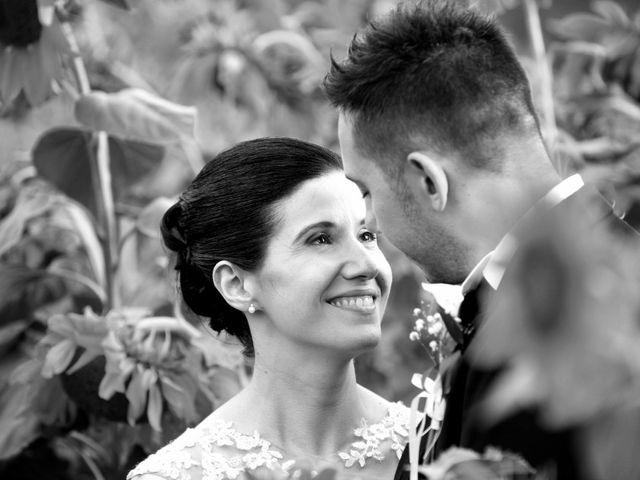 Il matrimonio di Valentina e Fabio a Poppi, Arezzo 52
