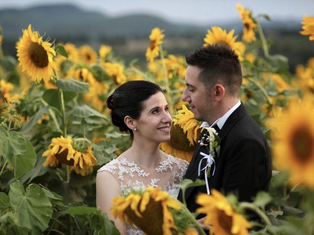 Il matrimonio di Valentina e Fabio a Poppi, Arezzo 53