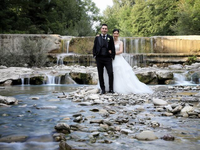 Il matrimonio di Valentina e Fabio a Poppi, Arezzo 55