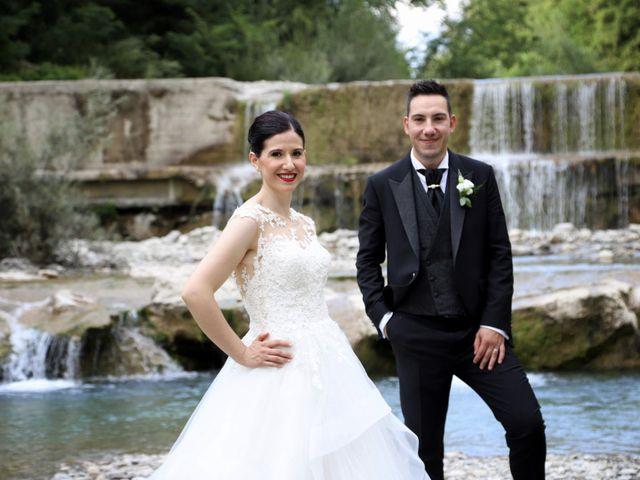 Il matrimonio di Valentina e Fabio a Poppi, Arezzo 56