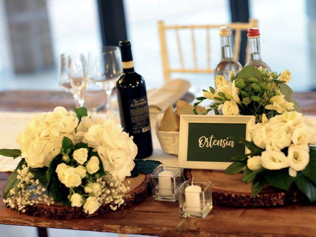 Il matrimonio di Valentina e Fabio a Poppi, Arezzo 59