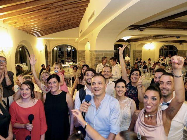 Il matrimonio di Valentina e Fabio a Poppi, Arezzo 65