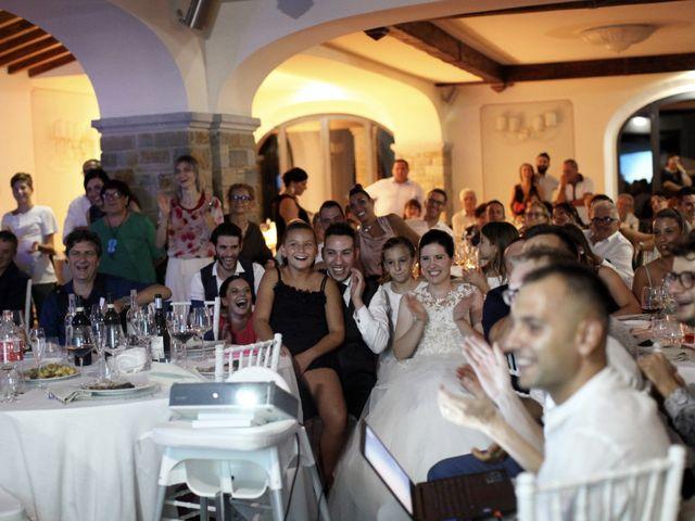 Il matrimonio di Valentina e Fabio a Poppi, Arezzo 66