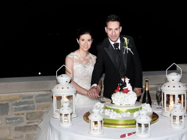Il matrimonio di Valentina e Fabio a Poppi, Arezzo 67