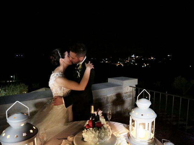 Il matrimonio di Valentina e Fabio a Poppi, Arezzo 69