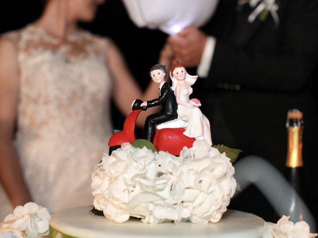 Il matrimonio di Valentina e Fabio a Poppi, Arezzo 70