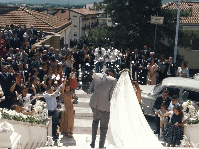 Il matrimonio di Enrico e Rosalia a Potenza, Potenza 22