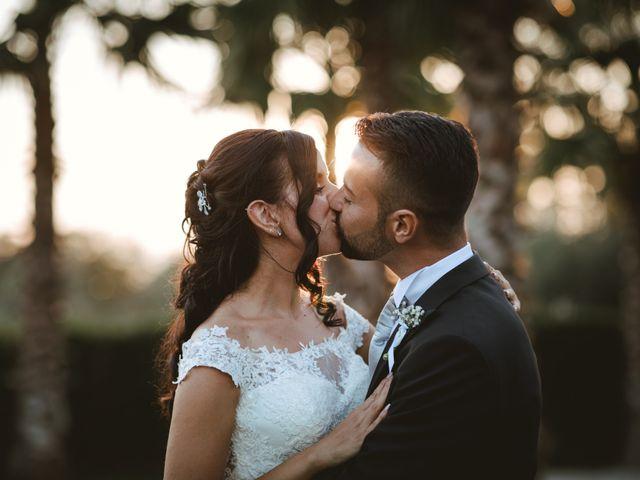Le nozze di Imma e Andrea