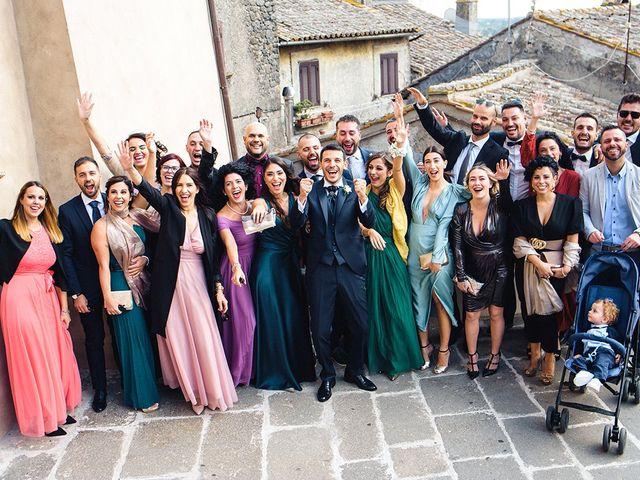 Il matrimonio di Fabrizio e Ilaria a Roma, Roma 17