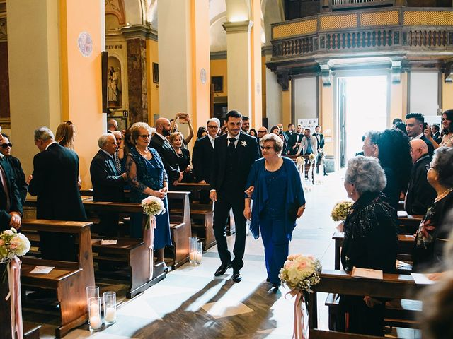 Il matrimonio di Fabrizio e Ilaria a Roma, Roma 18