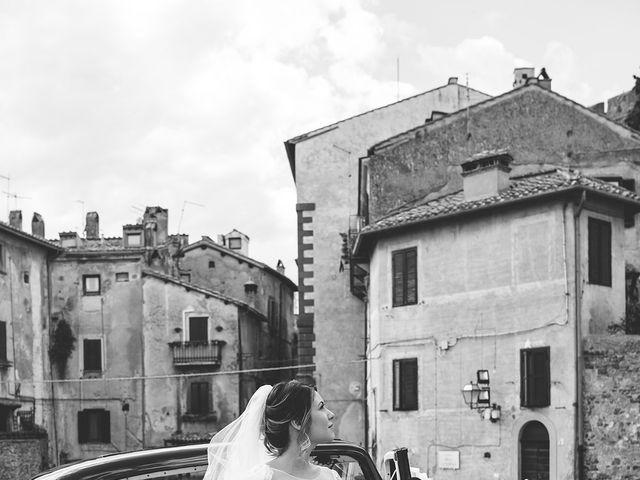 Il matrimonio di Fabrizio e Ilaria a Roma, Roma 19