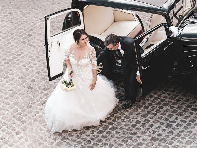 Il matrimonio di Fabrizio e Ilaria a Roma, Roma 20