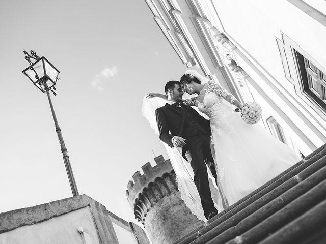 Il matrimonio di Fabrizio e Ilaria a Roma, Roma 32