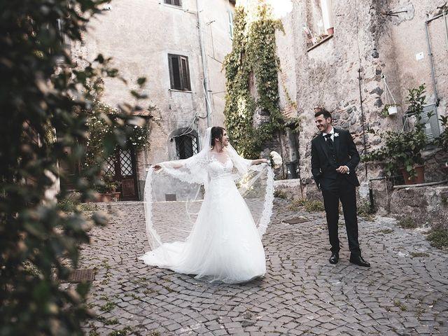 Il matrimonio di Fabrizio e Ilaria a Roma, Roma 35