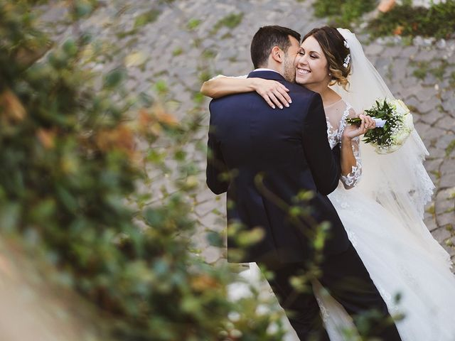 Il matrimonio di Fabrizio e Ilaria a Roma, Roma 36