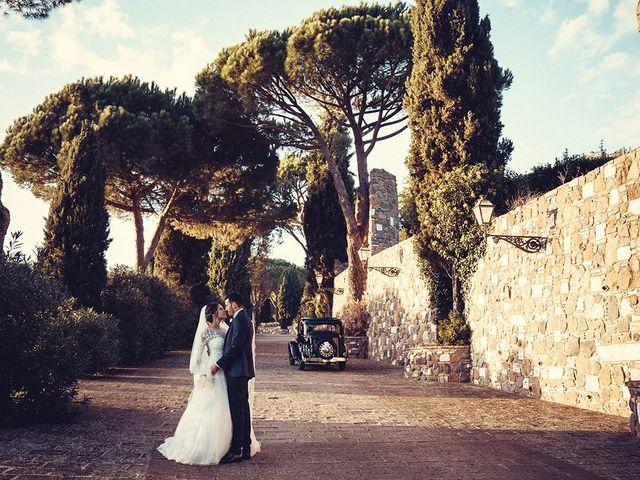 Il matrimonio di Fabrizio e Ilaria a Roma, Roma 40