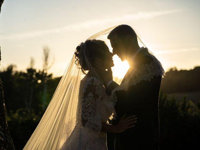 Il matrimonio di Fabrizio e Ilaria a Roma, Roma 42