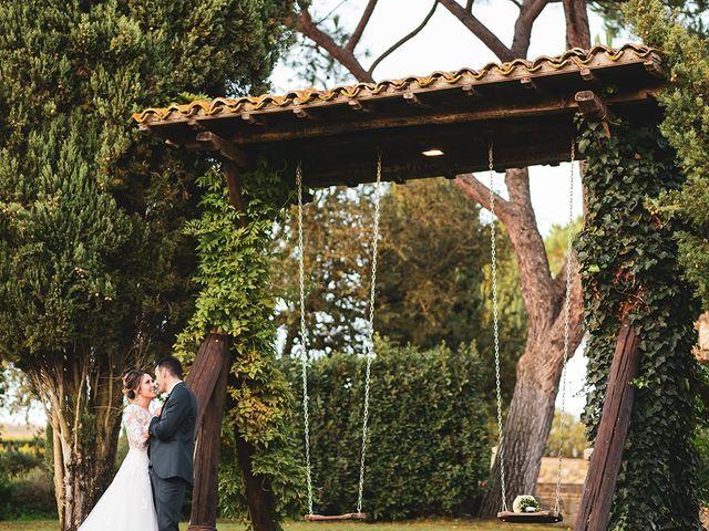 Il matrimonio di Fabrizio e Ilaria a Roma, Roma 45