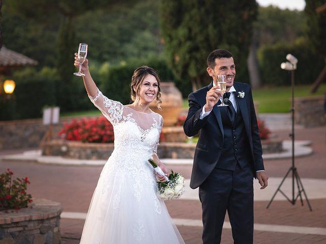 Il matrimonio di Fabrizio e Ilaria a Roma, Roma 46